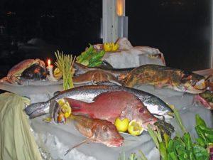 Bufet ryb
