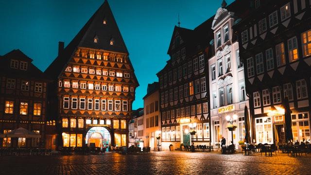 Erasmus z Niemczech to dobra okazja do zwiedzenia tego miasta!